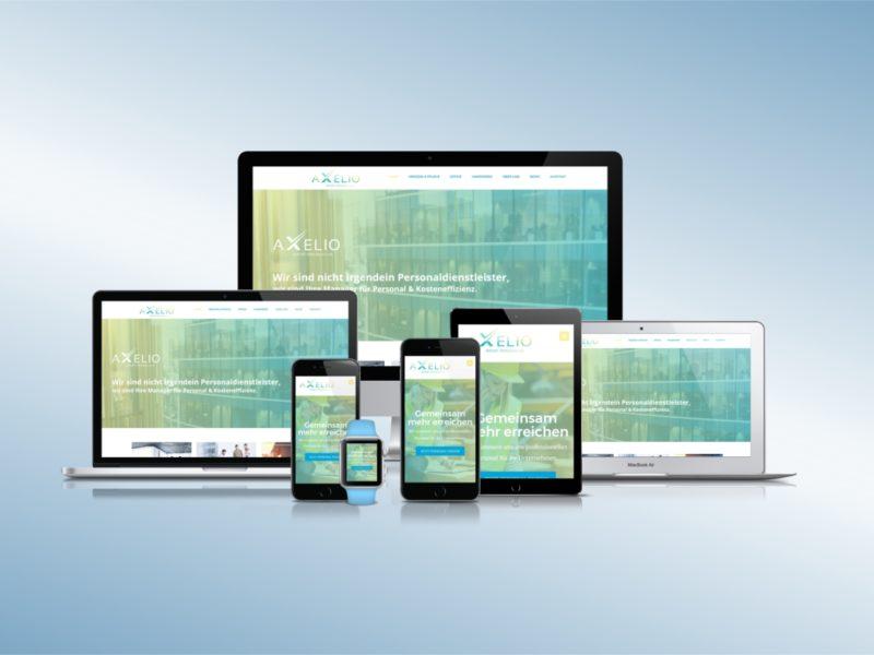 Webdesign Internetagentur inklusive allen Leistungen.